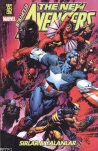 The New Avengers: İntikamcılar Sırlar&Yalanlar