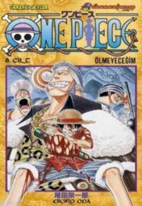 One Piece 8: Ölmeyeceğim