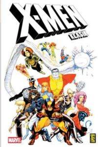 X-Men Klasik: 4