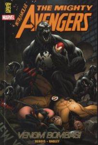 The Mighty Avengers İntikamcılar Venom Bombası