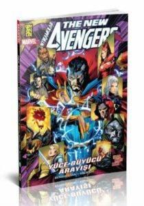 The New Avengers İntikamcılar Sayı 11 'Yüce Büyücü Arayışı'