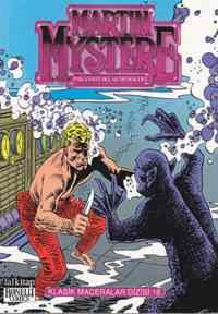 Martin Mystere 16 - Kötülük Dahisi, Dördüncü Boyut