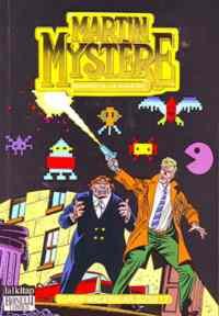 Martin Mystere- İmkansızlıklar Dedektifi