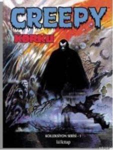 Creepy Korku Cilt.1