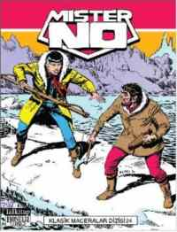 Mister No 24 - Buz Cehennemi, Beyaz Korku