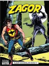 Zagor 57 - Mutanta Tuzak, Büyük Soygun