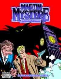 Martin Mystere 22 - Londra'nın Esrarı, Olmayan Ülke