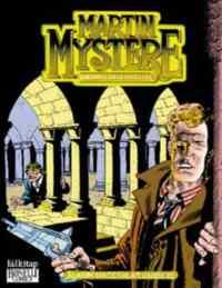 Martin Mystere 23 - Şövalyelerin Sırrı, Büyücü Avı