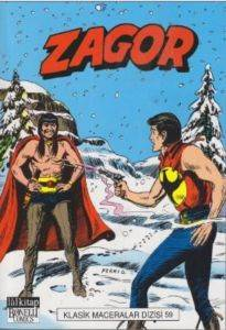 Zagor 59 - Ölümsüz, Süpermike'ın Ölümü