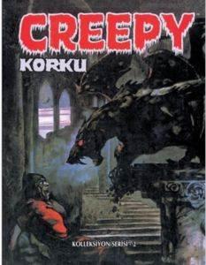 Creepy Cilt 2: Korku