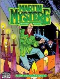 Martin Mystere Klasik Maceralar Dizisi 27