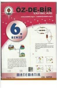 Özdebir 6 Matematik Y.T.