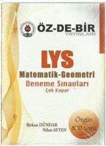 Özdebir LYS-1 Deneme (Mat-Geo)