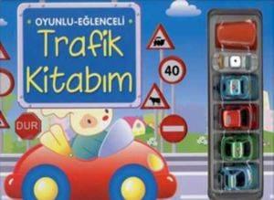 Oyunlu Eğlenceli Trafik Kitabım