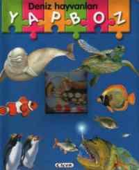 Deniz Hayvanları Yapboz