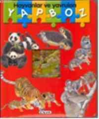 Hayvanlar ve Yavruları Yapboz