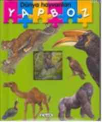 Dünya Hayvanları Yapboz