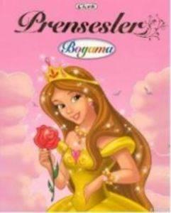 Prensesler Boyama-1