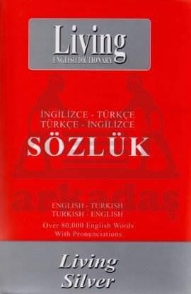 Living Siver İngilizce-Türkçe,Türkçe-İngilizce Sözlük