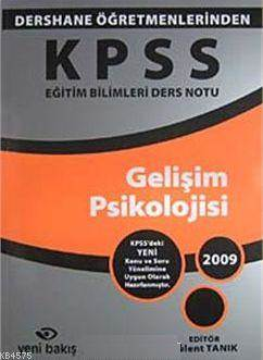 KPSS Eğitim Bilimleri Ders Notu Gelişim Pskolojisi