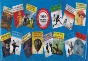 Çocuk Klasikleri Seti - 100 Temel Eser