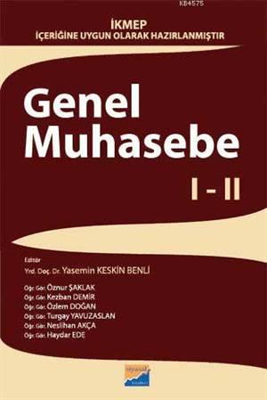 Genel Muhasebe I-II