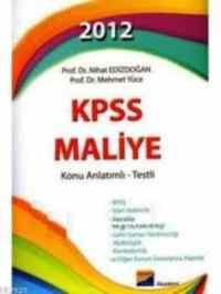 KPSS Maliye Konu Anlatımlı - Testli