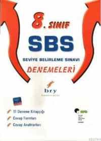 8. Sınıf SBS Seviye Belirleme Sınavı Denemeleri
