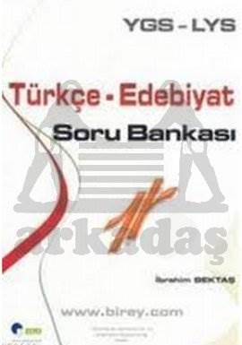 YGS-LYS Türkçe Edebiyat Soru Bankası