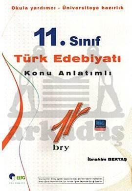 11. Sınıf Türk Edebiyatı