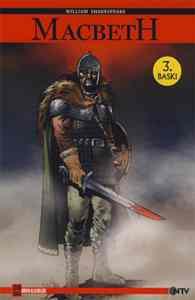 """Macbeth """"Çizgi Roman Dünya Klasikleri"""""""