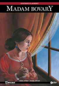 """Madam Bovary """"Çizgi Roman Dünya Klasikleri"""""""