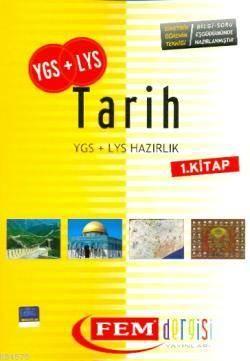 YGS+LYS Tarih Konu Anlatımlı (1. Kitap)