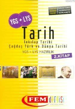 YGS+LYS Tarih Konu Anlatımlı (2. Kitap)