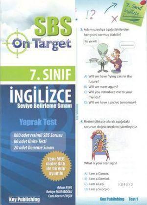 SBS 7. Sınıf İngilizce Yaprak Test