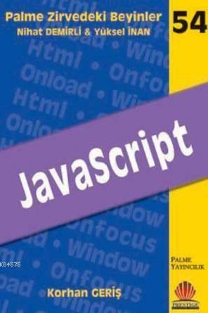 Javascript; Zirvedeki Beyinler 54