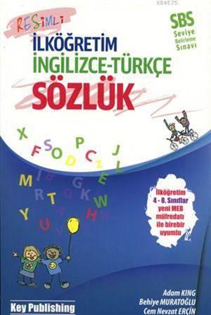 İlköğretim İngilizce Türkçe Sözlük - SBS