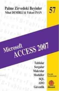Microsoft Access 2007-Palme Zirvedeki Beyinler