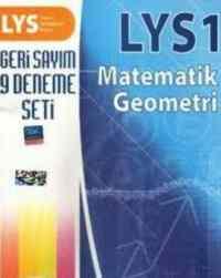 LYS Geri Sayım 9 Deneme Seti 1 (Matematik-Geometri)