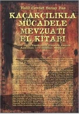 Kaçakçilikla Mucadele El Kitabi