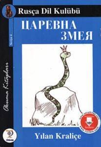 Yılan Kraliçe Rusça Dil Klubü Okuma Kitapları