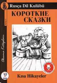 Kısa Hikayeler Rusça Dil Klubü Okuma Kitapları