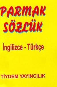 Parmak Sözlük: İngilizce-Türkçe