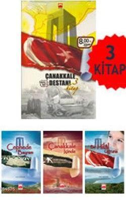 Çanakkale Destanı Serisi -    3 Kitap  - Muştu