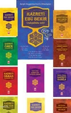Peygamberimizin Arkadaşları Serisi  -     10  Kitap      - Muştu