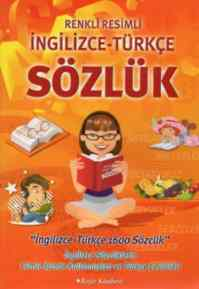 Renkli Resimli İngilizce-Türkçe Sözlük