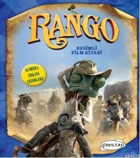 Rango Resimli Film Kitabı