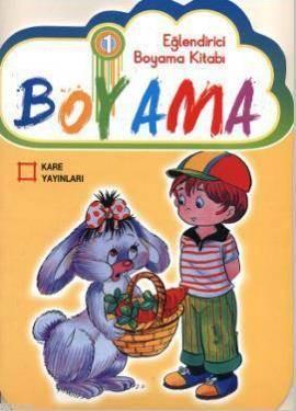 Eglendirici Boyama Kitabi 1