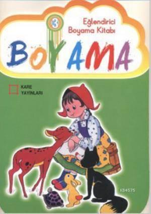 Eglendirici Boyama Kitabi 3