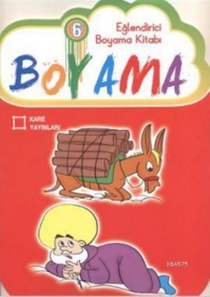 Eglendirici Boyama Kitabi 6